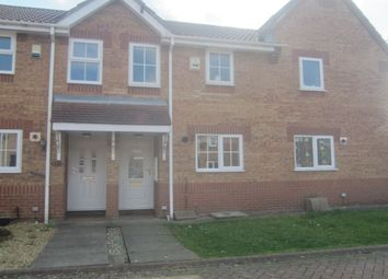 Thumbnail 2 bed terraced house to rent in Tiffield Court, Winsford