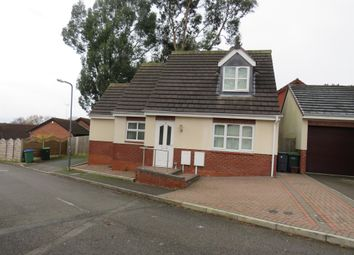 Thumbnail 3 bed detached bungalow for sale in Newton Manor Close, Great Barr, Birmingham