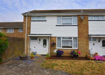 Thumbnail 3 bed end terrace house for sale in Woodard Road, Lancing, West Sussex