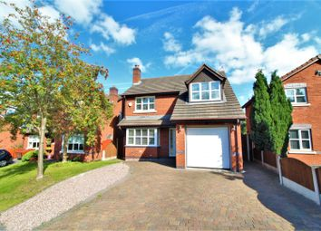 Thumbnail 4 bed detached house for sale in Hillsdown Drive, Deeside