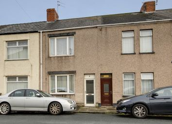 Thumbnail 3 bedroom terraced house for sale in Barthropp Street, Newport