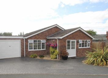 Thumbnail 3 bed detached bungalow for sale in Hawthorn Road, Minsterley, Shrewsbury