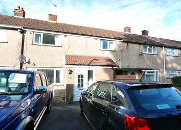 Thumbnail 3 bed terraced house for sale in Blagdon Close, Llanrumney, Cardiff