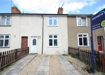 Thumbnail 3 bed terraced house for sale in Park Road, Farnborough, Hampshire