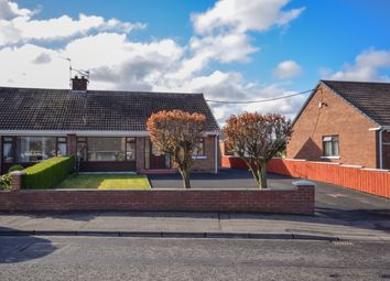 Thumbnail 3 bedroom semi-detached bungalow for sale in Benson Street, Lisburn