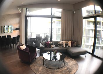 Thumbnail 3 bedroom flat to rent in Riverlight Four, Nine Elms, London