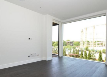 Thumbnail 1 bed flat for sale in Lockside House, Chelsea Creek, London