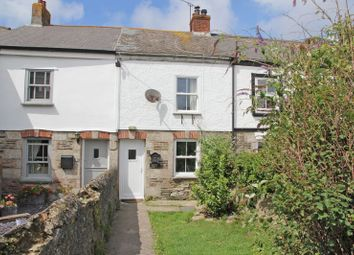 Thumbnail 1 bed terraced house for sale in Wheal Terrace, Halt Road, St. Newlyn East, Newquay