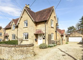 Thumbnail 4 bed semi-detached house for sale in Churchill, Oxfordshire