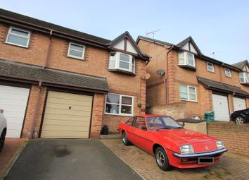 Thumbnail 3 bed semi-detached house for sale in Conolly Close, Penrhyn Bay, Llandudno