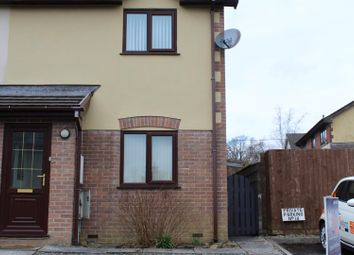 Thumbnail 2 bed property to rent in Nant Arw, Capel Hendre, Ammanford