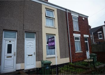 Thumbnail 3 bed terraced house for sale in Davisons Avenue, Grimsby