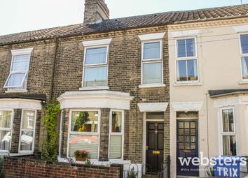 Thumbnail 3 bedroom terraced house to rent in Trix Road, Norwich