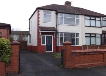 Thumbnail 3 bedroom semi-detached house for sale in Wisbeck Road, Tonge Fold, Bolton