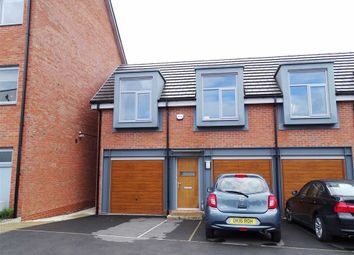 Thumbnail 2 bed mews house to rent in Dickens Close, Salford, Salford