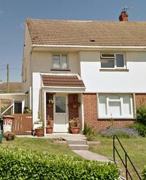 Thumbnail 3 bed semi-detached house for sale in Poole Park Road, Plymouth