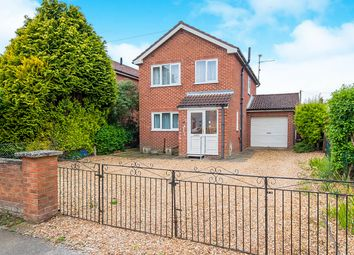 Thumbnail 3 bed detached house for sale in Withington Street, Sutton Bridge, Spalding