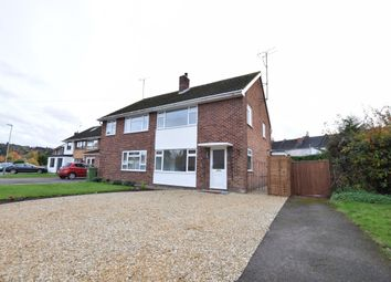 Thumbnail 3 bed semi-detached house for sale in Westdown Gardens, Cheltenham, Gloucestershire