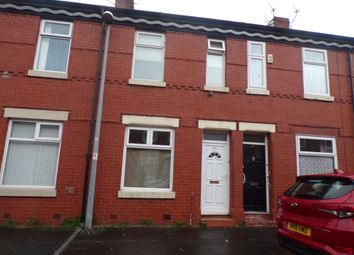 Thumbnail 2 bed terraced house to rent in Mackenzie Road, Salford