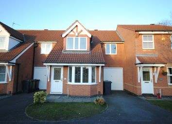 Thumbnail 3 bed terraced house to rent in Foxglove Close, Mountsorrel, Loughborough