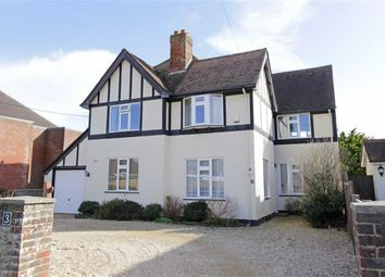Thumbnail 5 bedroom property for sale in Cliffe Road, Barton On Sea, New Milton