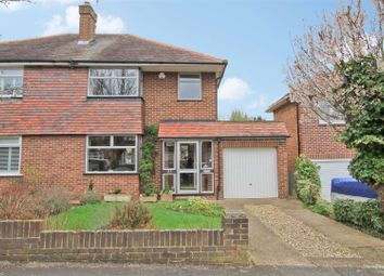 Thumbnail 3 bed semi-detached house for sale in Charlbury Road, Ickenham