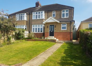 Thumbnail 4 bed semi-detached house to rent in Mount Drive, Park Street, St.Albans