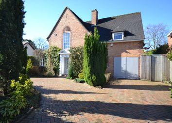 Thumbnail 4 bed detached house for sale in Dartmouth Avenue, Westlands, Newcastle