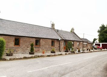 Thumbnail 3 bedroom cottage for sale in Ladybrow, Guthrie, Forfar, Angus
