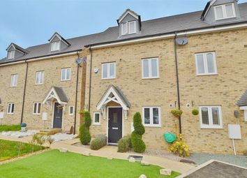 Thumbnail 4 bed town house for sale in Frelford Close, Watford
