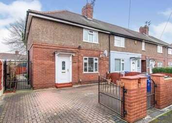 Thumbnail 3 bed end terrace house for sale in Lennox Road, Doncaster