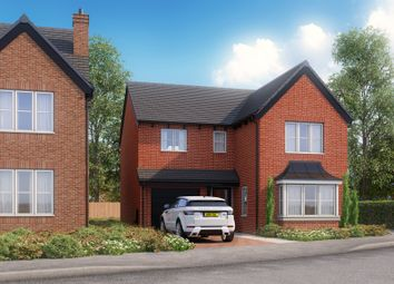 Thumbnail 3 bed detached house for sale in The Meadows, Clifton-On-Teme, Worcester
