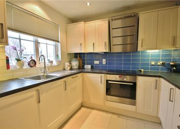 Thumbnail 3 bed end terrace house to rent in Gleeson Mews, Addlestone, Surrey