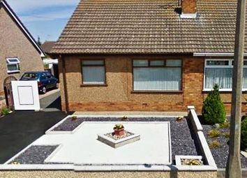 Thumbnail 3 bed bungalow for sale in Ascot Drive, Rhyl