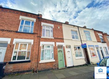 Thumbnail 2 bed terraced house to rent in Avenue Road Extension, Leicester