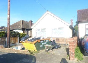 Thumbnail 3 bedroom bungalow for sale in Briscoe Road, Rainham