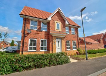Thumbnail 3 bed detached house for sale in Colman Crescent, Hull