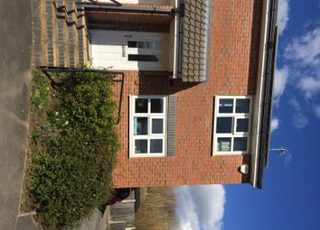 Thumbnail 2 bedroom semi-detached house for sale in Woodville Close, Ratby