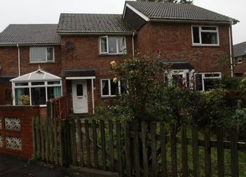 Thumbnail 2 bed terraced house to rent in Romsey Close, Aldershot
