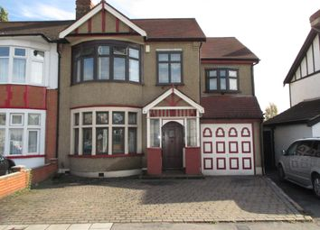 Thumbnail 4 bed end terrace house for sale in Fencepiece Road, Barkingside