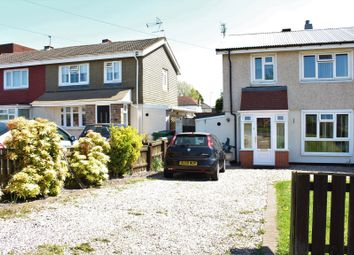 Thumbnail 3 bed semi-detached house for sale in Claverley Drive, Wolverhampton