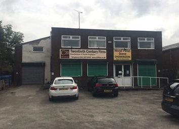 Thumbnail Retail premises for sale in Greg Street, Stockport
