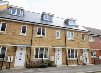 Thumbnail 3 bed terraced house for sale in Pasteur Drive, Old Town, Swindon