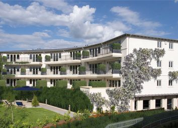 Thumbnail 2 bed flat for sale in Brunel Crescent, The Wharf, Box, Wiltshire