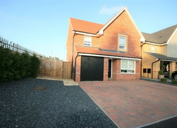 Thumbnail 4 bed detached house for sale in Apollo Drive, Wellingborough, Northamptonshire