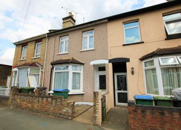 Thumbnail 3 bed terraced house to rent in Estcourt Road, Watford, Herts