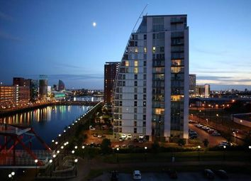 Thumbnail 2 bed flat to rent in Nv Building, The Quays, Salford