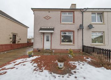 Thumbnail 3 bed semi-detached house for sale in Thomson Terrace, Shotts