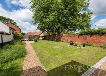 Thumbnail 3 bedroom semi-detached house for sale in The Green, Pulham Market, Diss