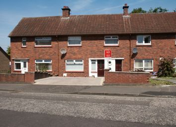 Thumbnail 3 bed terraced house to rent in Peggieshill Road, Ayr, South Ayrshire